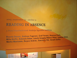 Reading in Absence