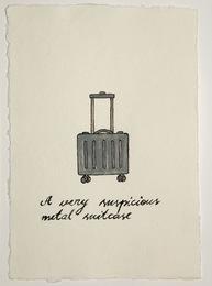 SUSPICIOUS BAGS